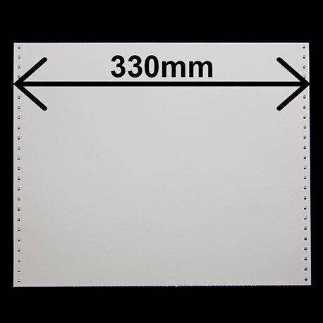 Listing 3 feuillets largeur 380mm